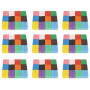 XXL Domino Set i trä 1131 delar