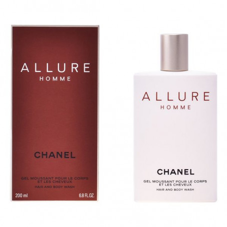 Duschtvål Allure Homme Chanel (200 ml)