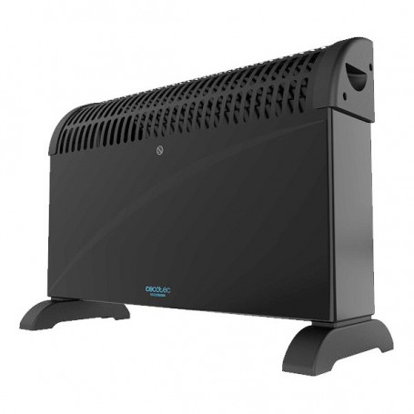 VÄRMEELEMENT CECOTEC READY WARM 6500 TURBO CONVECTION 2200W SVART