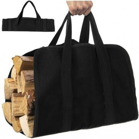 Väska för ved / Vedbärare