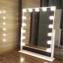 LED Sminkspegel Hollywood Style - Flera storlek
