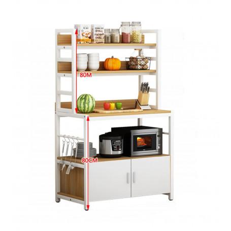 Praktisk köksskåp hylla i flera storlekar